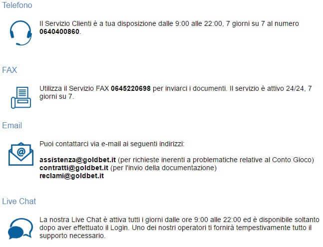 goldbet_codice_bonus_assistenza_clienti