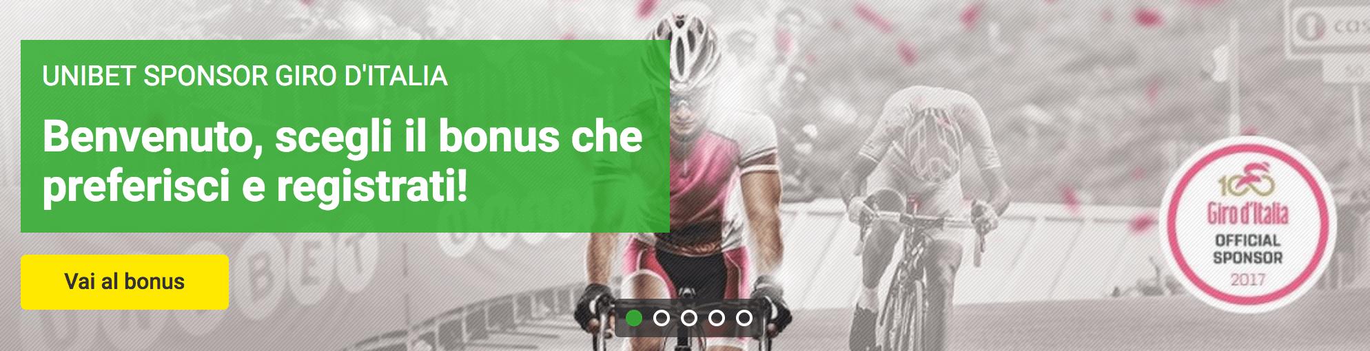 Unibet_codice_bonus_sponsor_giro_d'italia