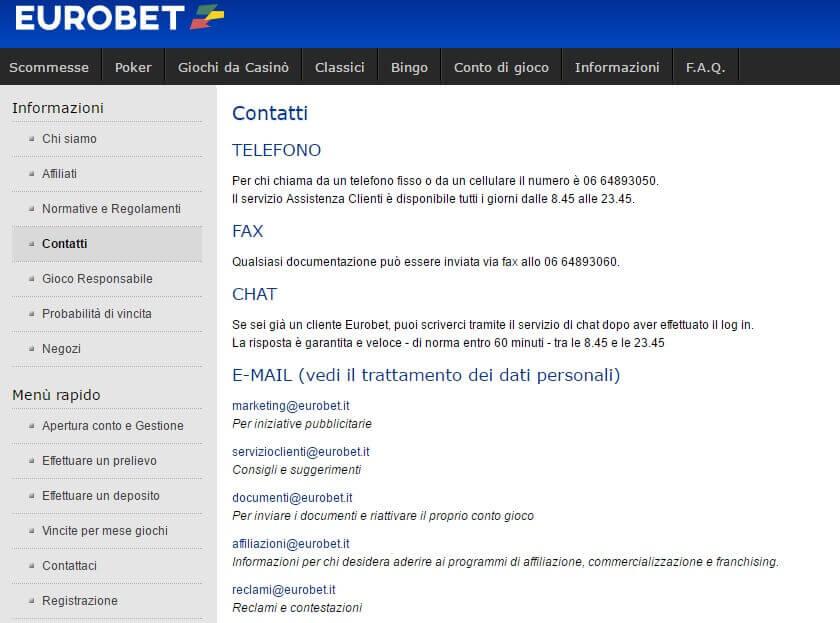codice-promo-eurobet-contatti