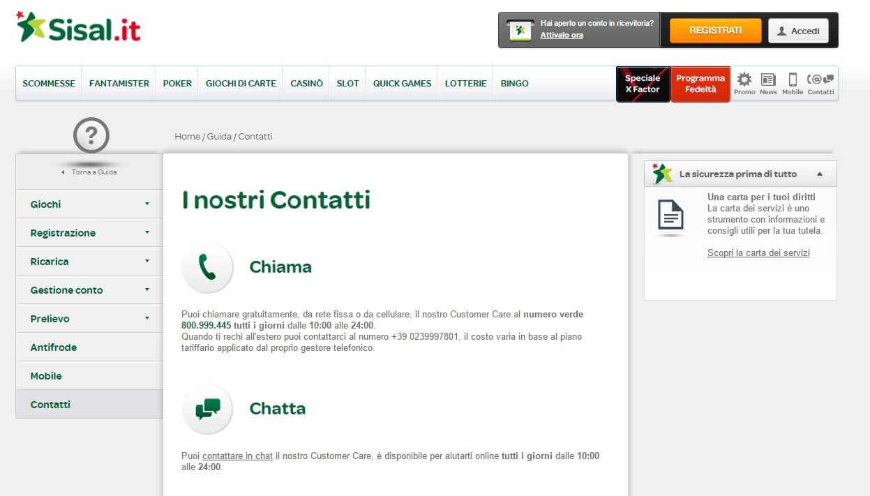 codice_promozionale_sisal_contatti