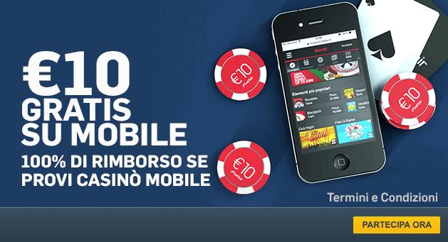 betfair_codice_promozionale_casino_mobile