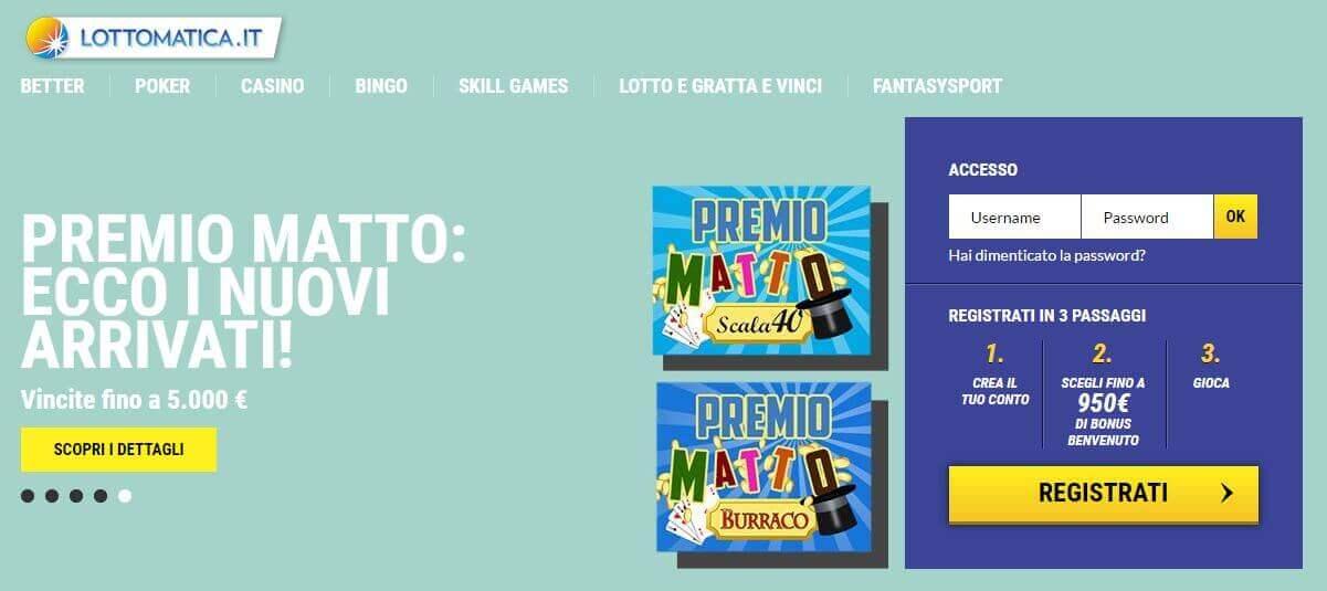 Lottomatica_codice_promozionale_2017_premio_matto