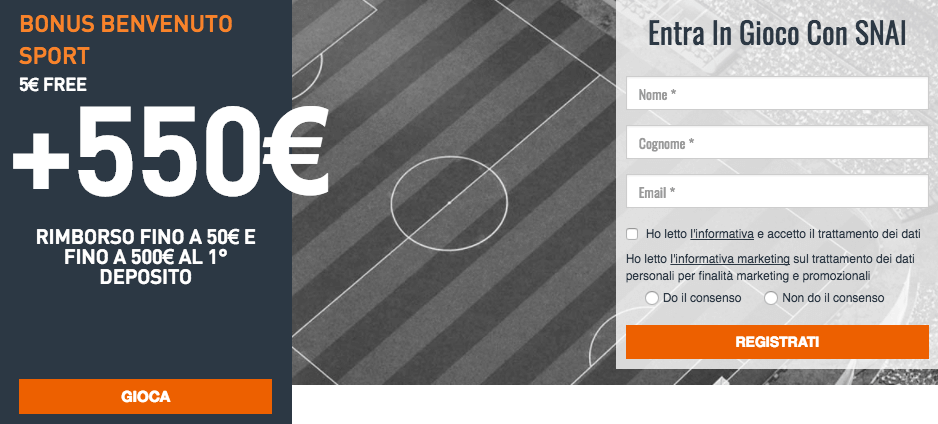 uefa-europa-league-snai-codice-promo-bonus-benvenuto-sport