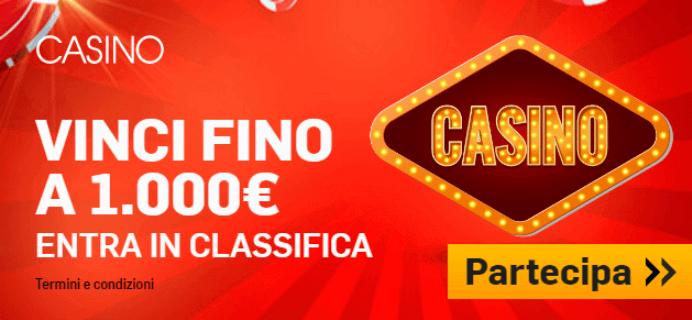 betfair-codice-promozionale-classifica-casino