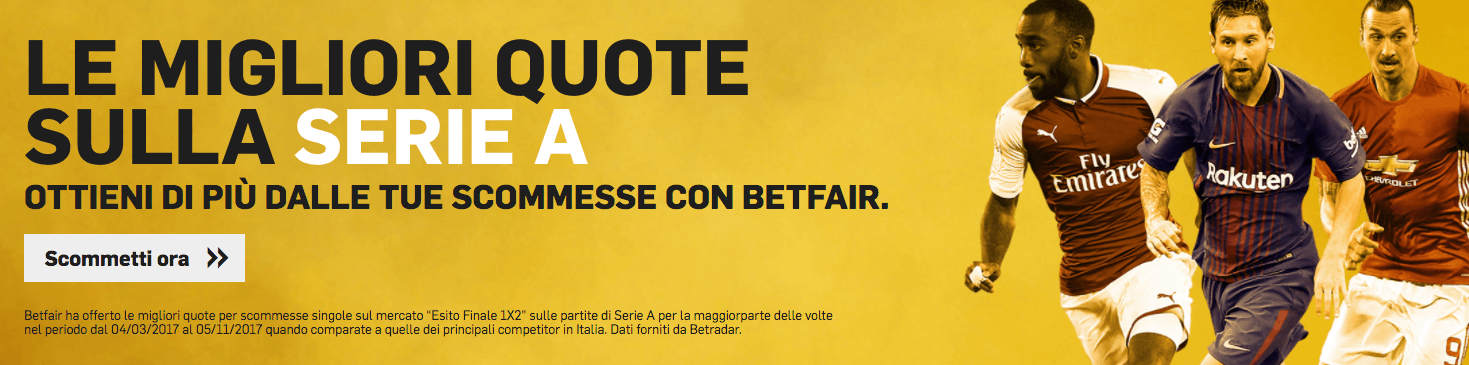 betfair-codice-promozionale-quote-serie-a