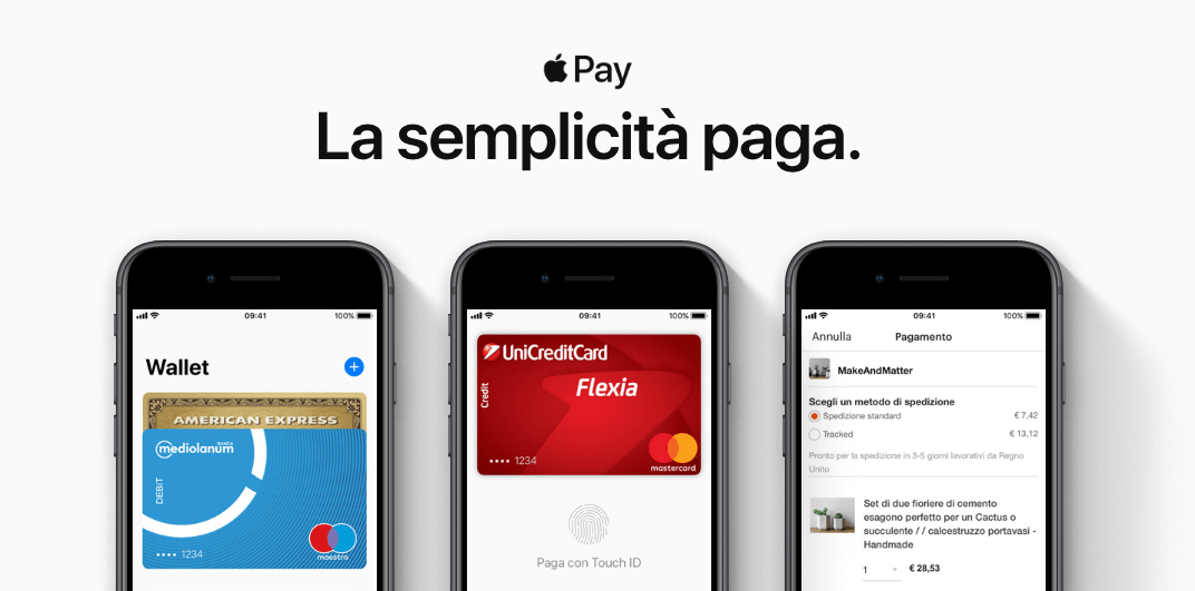 apple pay scommesse pagamenti on the go