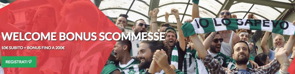 codice promo eurobet scommesse bonus benvenuto