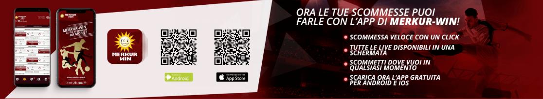 codice promozionale merkur win mobile app