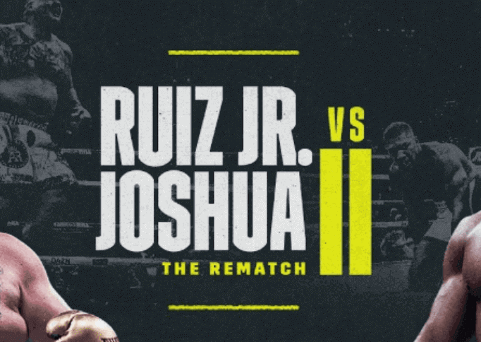 anthony joshua vs ruiz